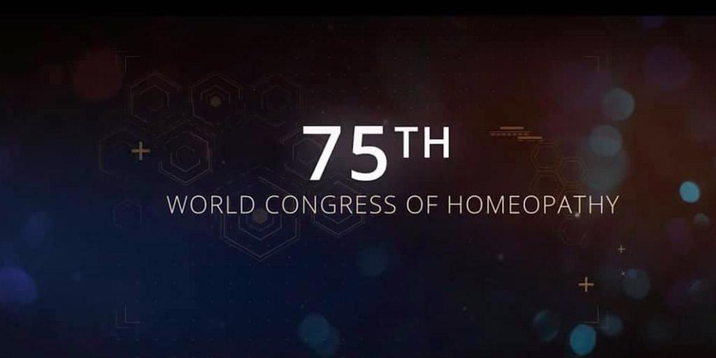 Homeopati 2021 – 75. Dünya Homeopati Kongresi,2021