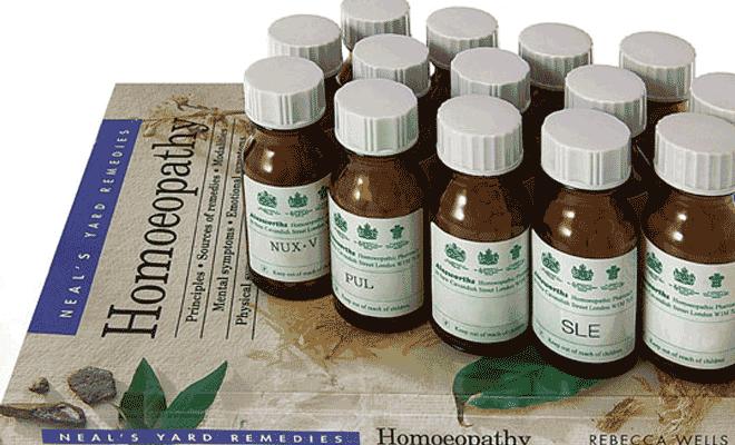 Homeopati Uygulaması Hakkında