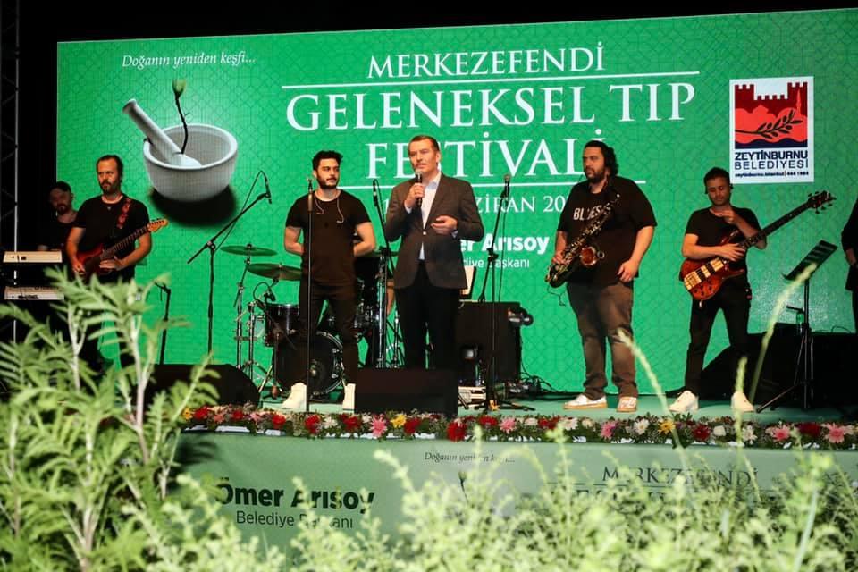 21. Merkezefendi Geleneksel Tıp Festivali Yapıldı