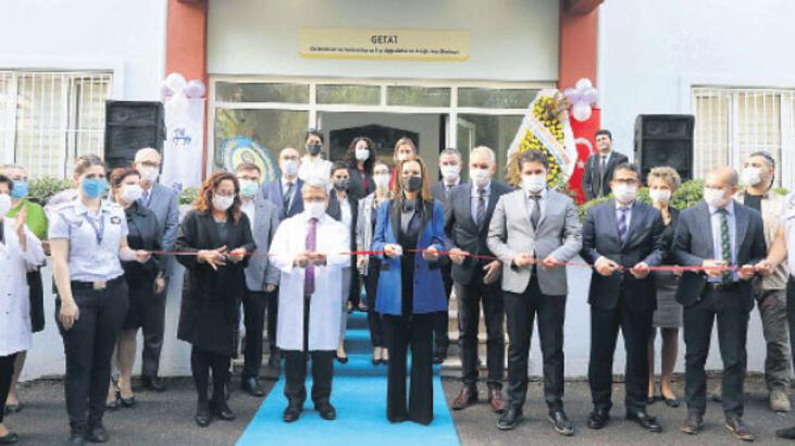 Dokuz Eylül Üniversitesi,GETAT Merkezi açtı.
